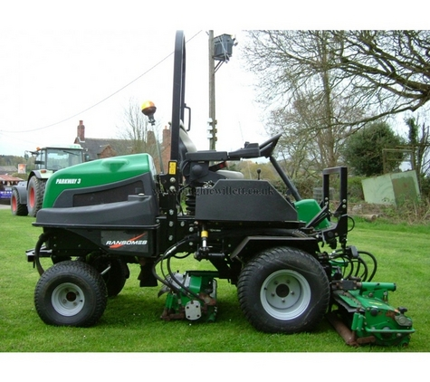 Used Ransomes Parkway 3 For Sale 2014, Ransomes Triple for sale,