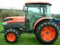 Kubota L5740 Tractor Mk11 , Kubota L5740 Mid Range Tractor , Kubota L series Tractors.