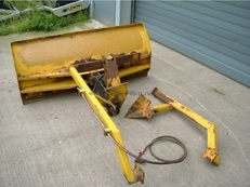 Snow plough Blade (blade C) winter machinery