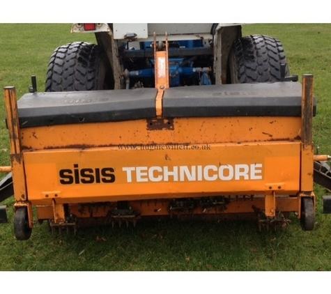 Sisis Technicore Aerator with Attachments