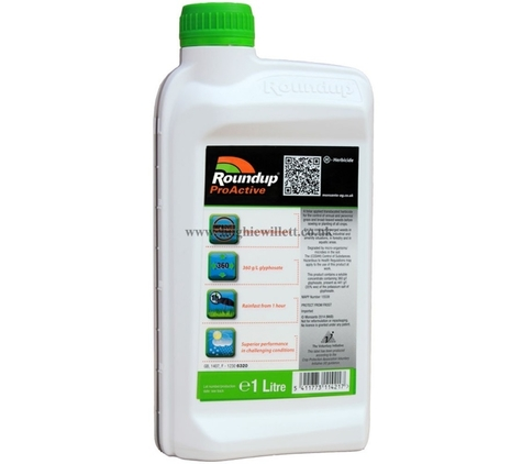 RoundUp Pro Biactive 360 (1ltr) Total Weedkiller / Herbicide