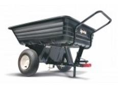 45-0345 Agri-Fab 159kg / 350lb Push Dump Trailer