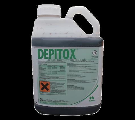 Depitox 5L Selective Weedkiller / Herbicide