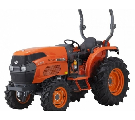 Kubota L1501 4WD Compact Tractor