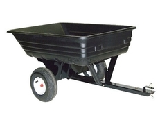 45-0348 Agri-Fab 136kg Tow Tipping Trailer