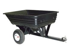 45-0348 Agri-Fab 136kg Tow Tipping Trailer