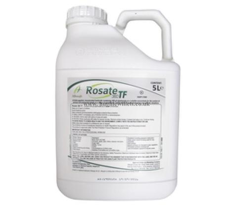 Rosate 360 ( 5L ) Total Weedkiller / Herbicide