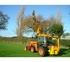Kirogn TH395r Compact Tractor Hedgecutter For Sale,Kirogn TH395r Vinyard Trimmer, TH380r Conifer Trimmer to fit Compact Tractor
