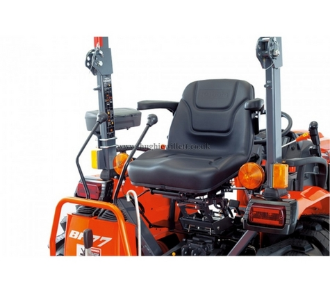New Kubota B2350 Compact Tractor,Manual Gearbox, ROPS
