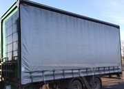 DRAWBAR CURTAINSIDER