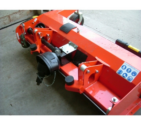 Kubota Flail Mower, To Fit Kubota F3680, Kubota F3890.