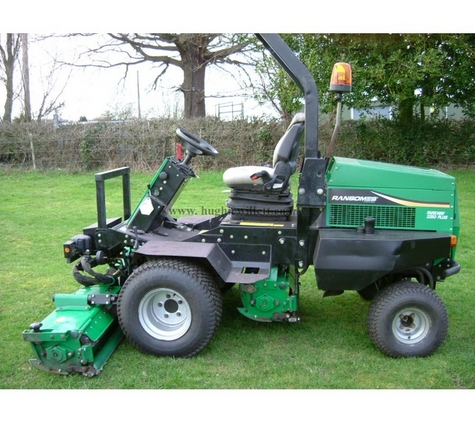 Used Ransomes Parkway 2250 Triple mower For Sale hours,Ransomes Triple for sale,