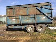 Ace Marston Silage Trailer