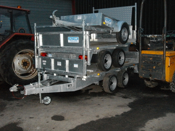 New Dale Kane trailers