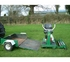 Wood Bay Greens Iron 3000 Roller C/W Trailer for sale