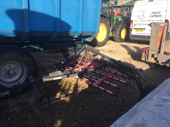 Grass Harrow 2mt