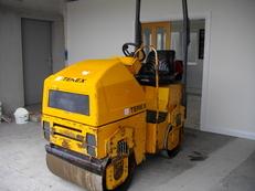 2007 Terex TV 800 Diesel Tandem Roller