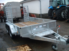 New Dale Kane Plant Trailers