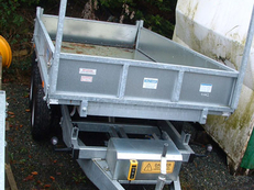 New Dale Kane Electric Tiping Trailers