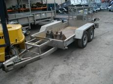 2 Ton Indespension plant trailer
