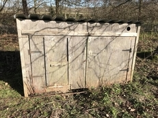 Duck/chicken shed for sale.