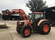 KUBOTA M108S DUAL SPEED