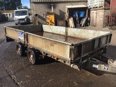 Ifor Williams LM126