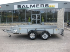 Second Hand Ifor Williams GD126 Trailer  ref:3447