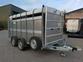 Ifor Williams TA510 12? with 6? headroom livestock trailer – £3450.00 + VAT