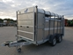 Ifor Williams TA510 12? with 6? headroom livestock trailer – £3450.00 + VAT for sale in United Kingdom