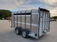 Ifor Williams TA510 12? with 6? headroom livestock trailer – £3450.00 + VAT for sale