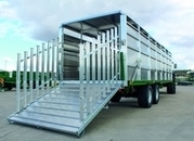 BAILEY TRAILERS STOCK BOXES
