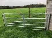 Ritchie Two part gates in frame