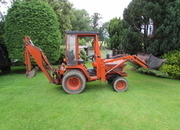 kubota 1750 mini tractor for sale